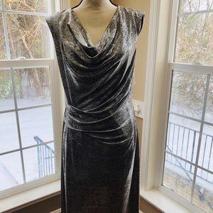NWOT Gold Evening Dress